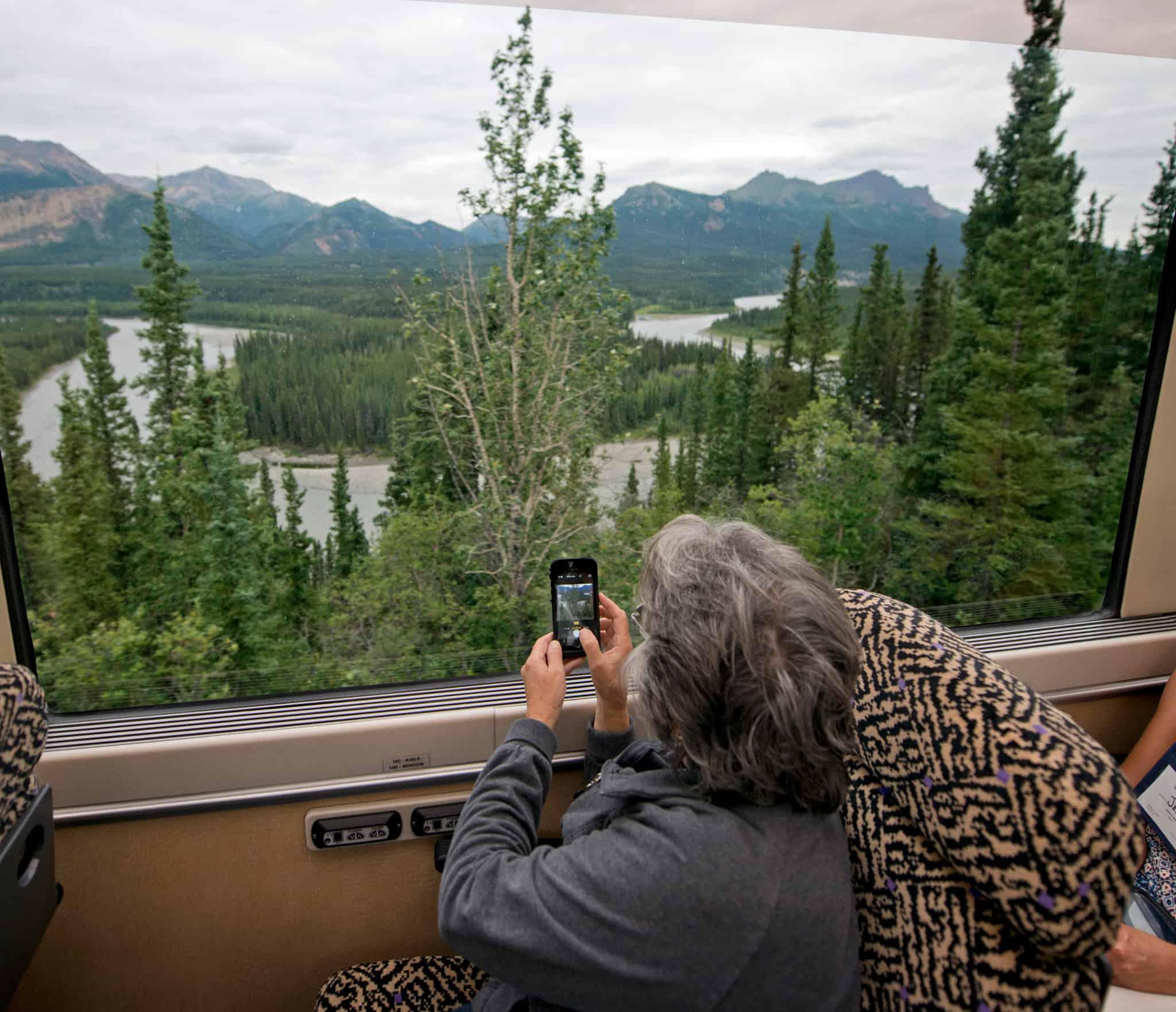 McKinley explorer train service alaska