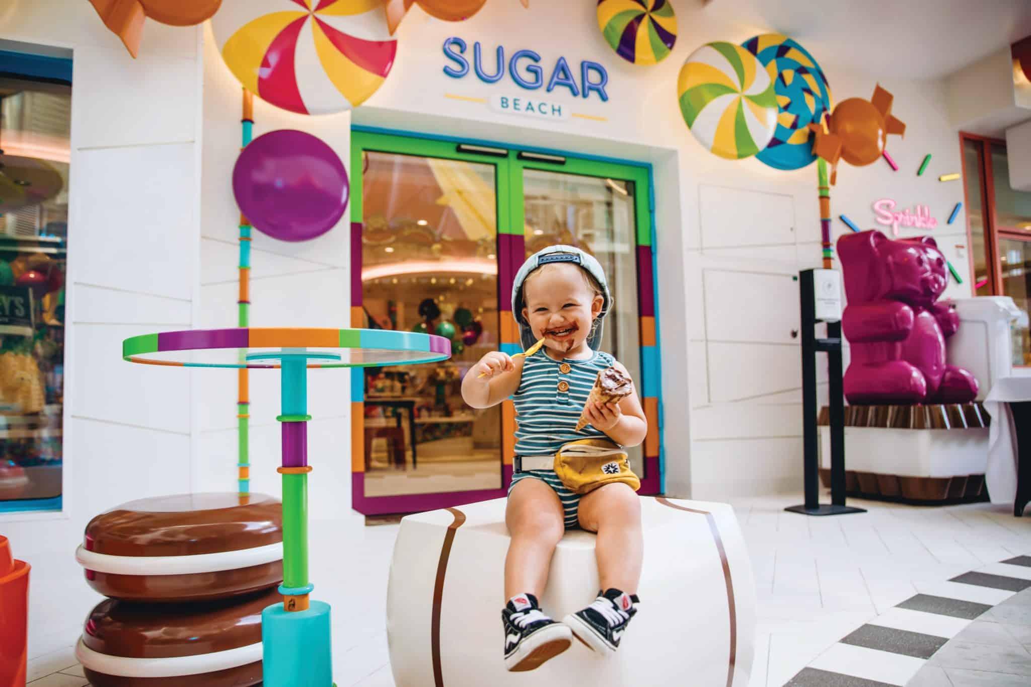 royal caribbean sugar beach kids baby toddler