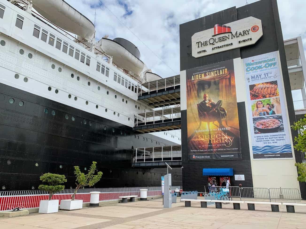 queen mary ship long beach