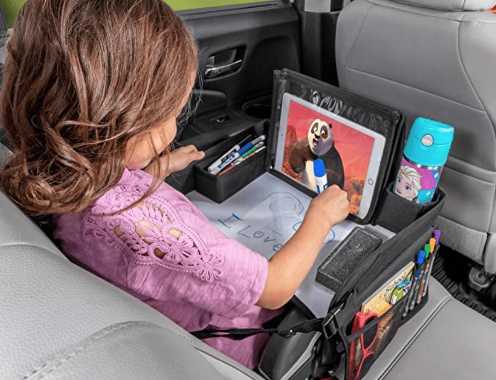 kids gear lap tray car amazon