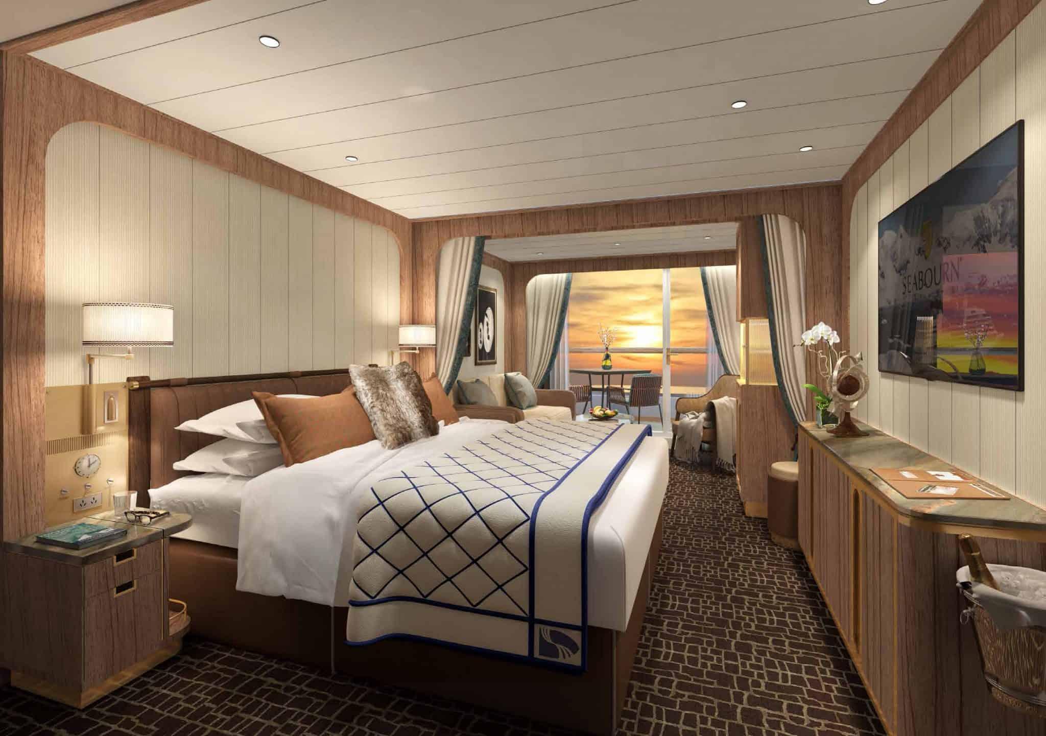 seabourn expedition veranda suite rendering