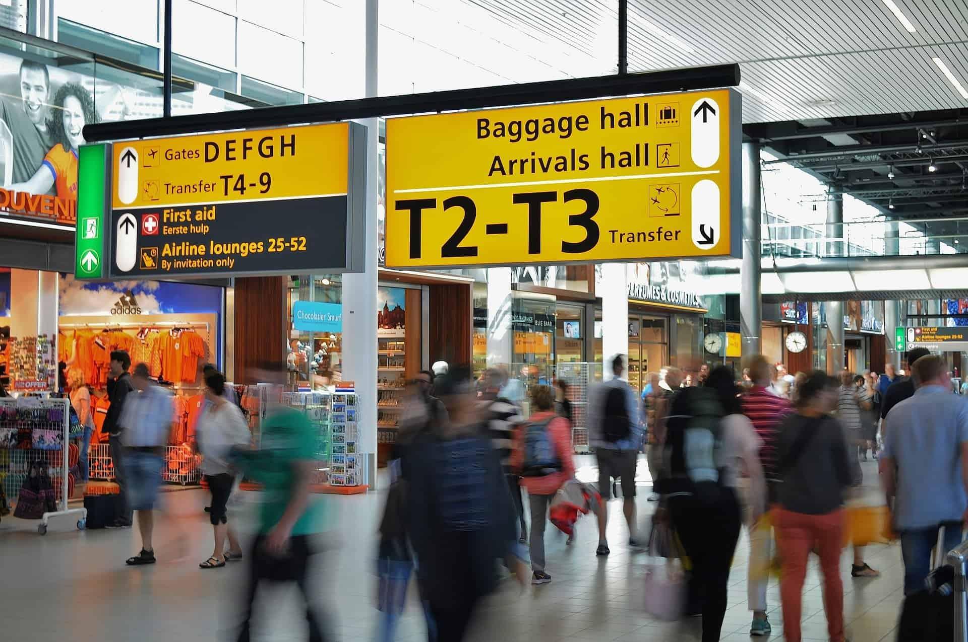 airport terminal flight flying