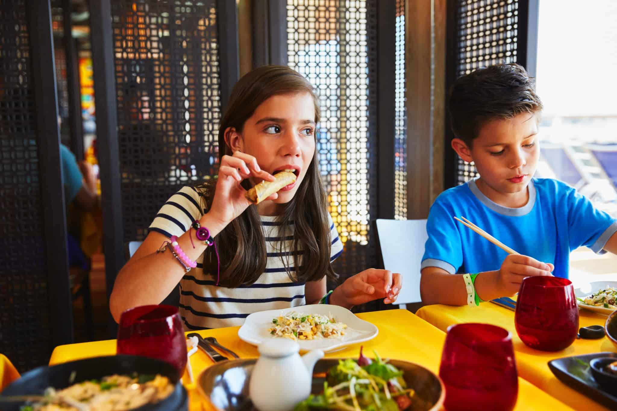 carnival cruise jiji asian kitchen kids