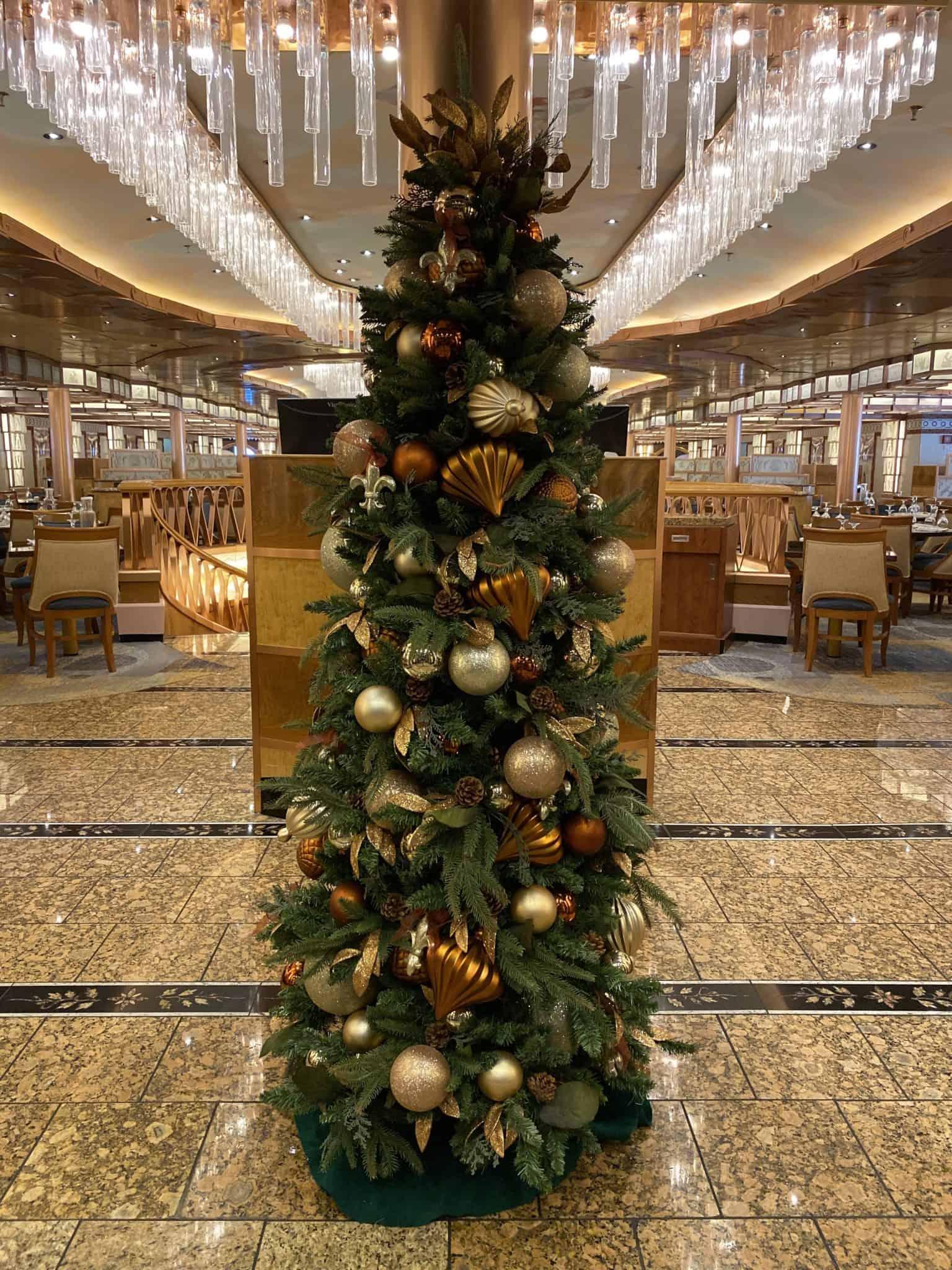 carnival pride christmas tree