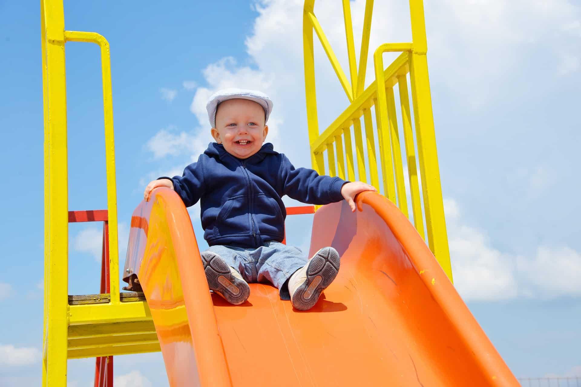 playground child kid toddler pixabay