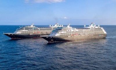 azamara cruises ship exterior