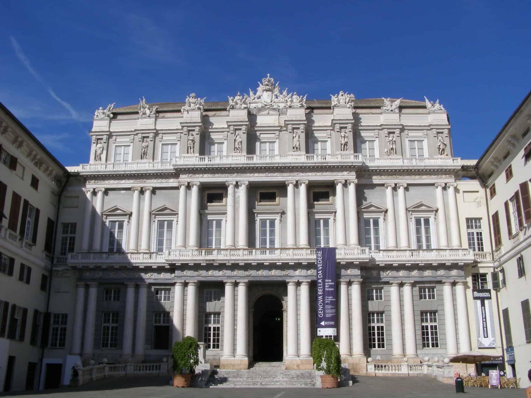 Piazza Matteotti genoa italy
