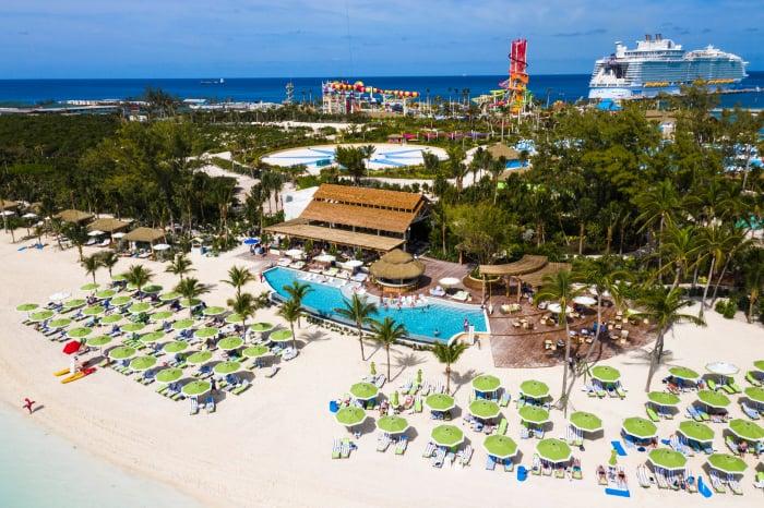 bahamas perfect day at cococay royal caribbean
