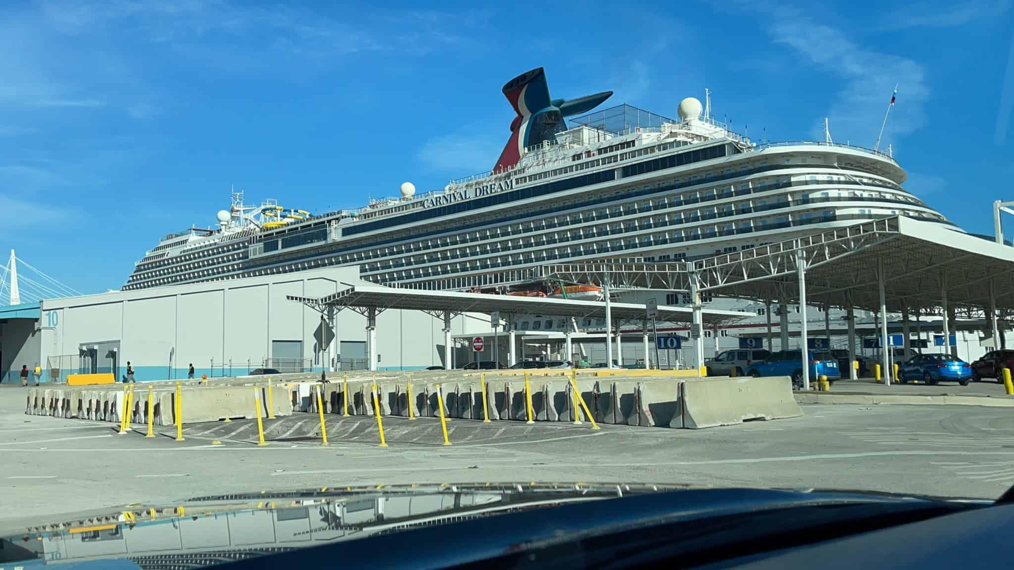 carnival cruise line terminal portmiami