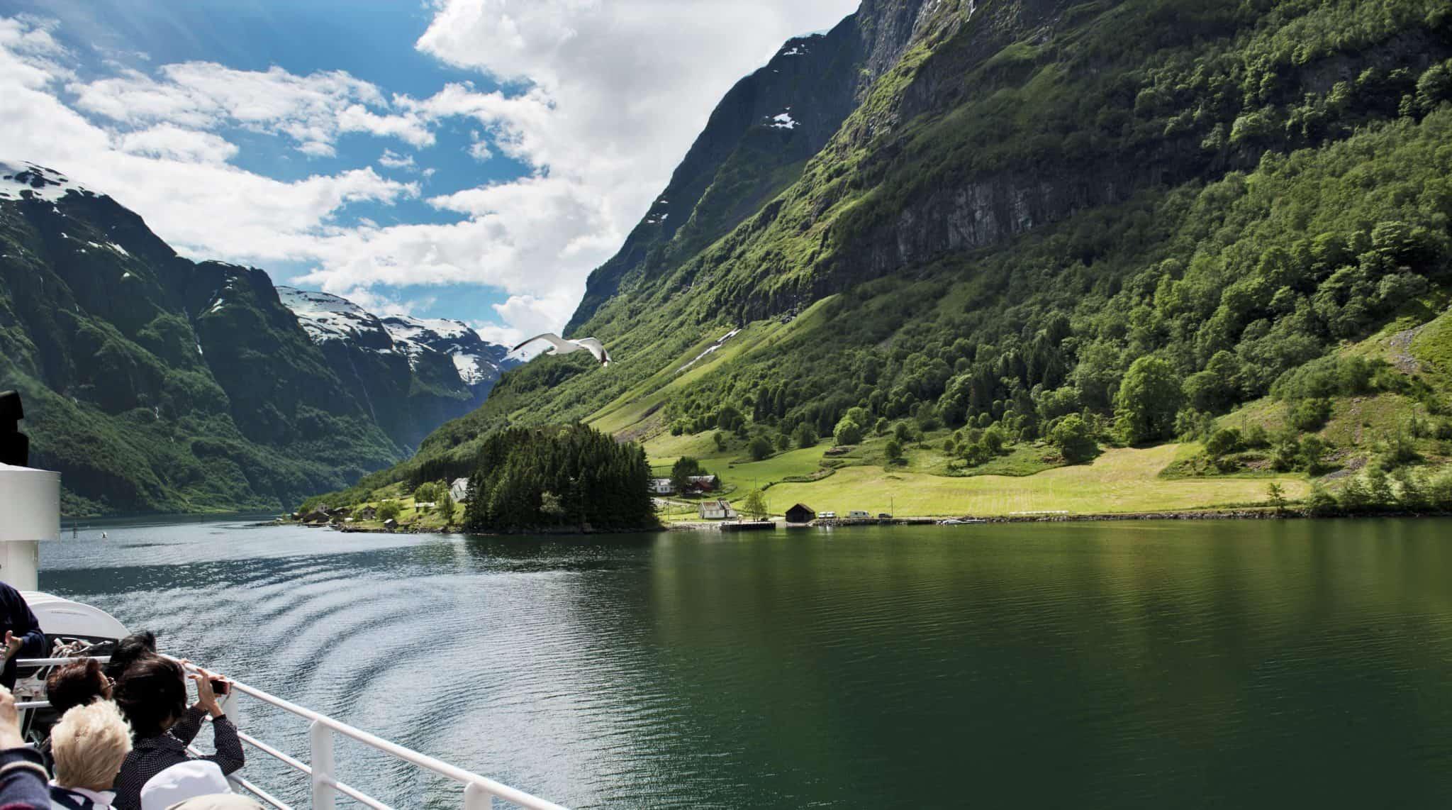 northern europe norway msc cruises fjord