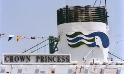 crown princess ship