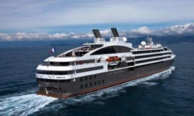 le boreal ponant exterior expedition ship