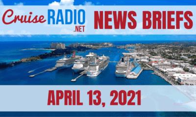 cruise radio news briefs