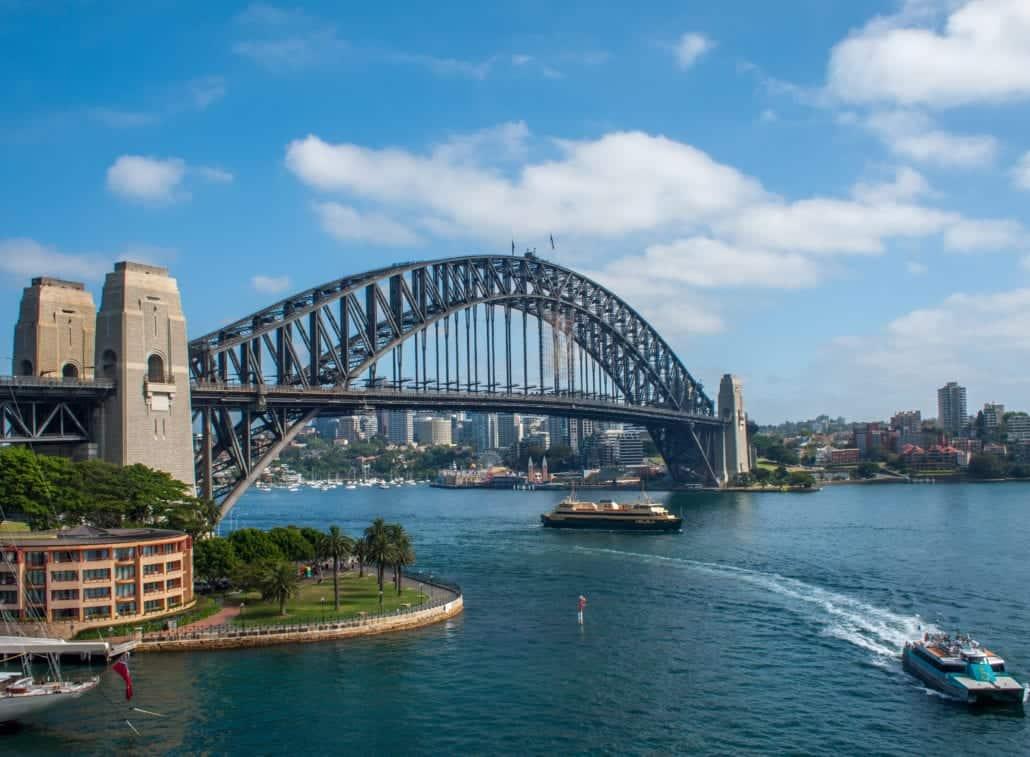 sydney australia celebrity cruises