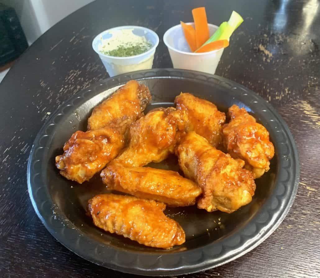 guy fieri flavortown kitchen wings