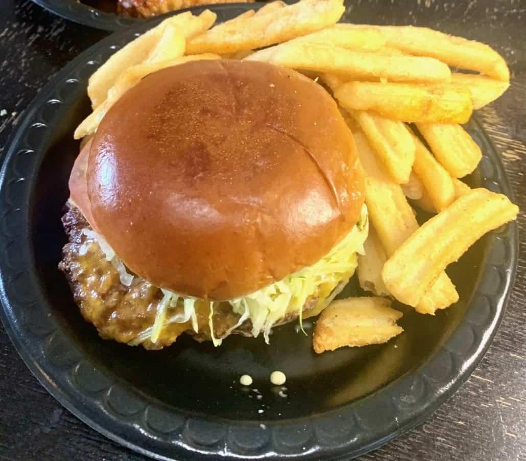guy fieri flavortown kitchen burger