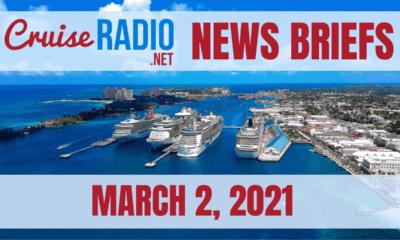 cruise radio news briefs march 2