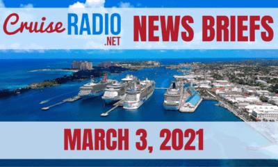 cruise radio news briefs march 3