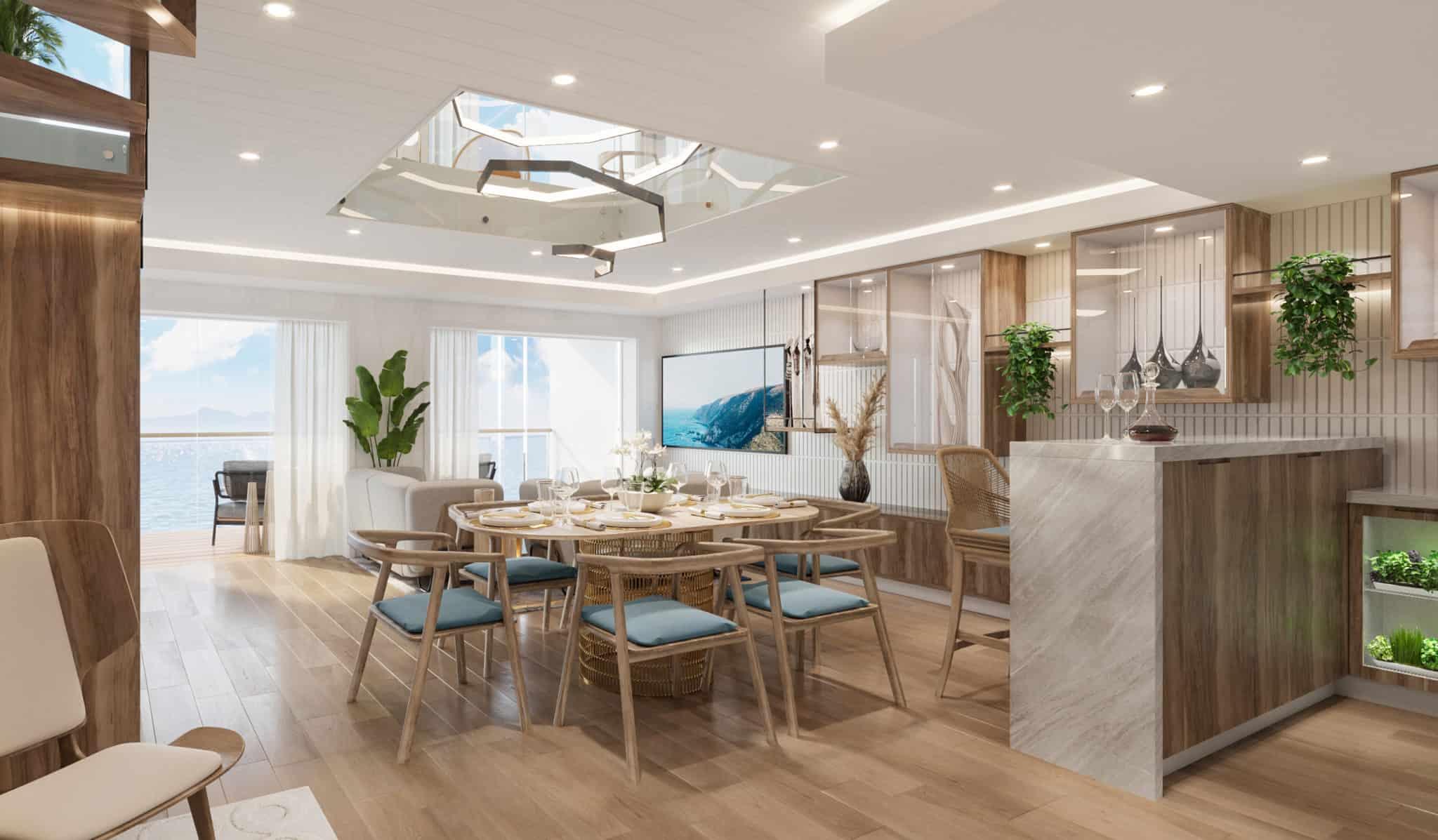 residential space MV narrative
