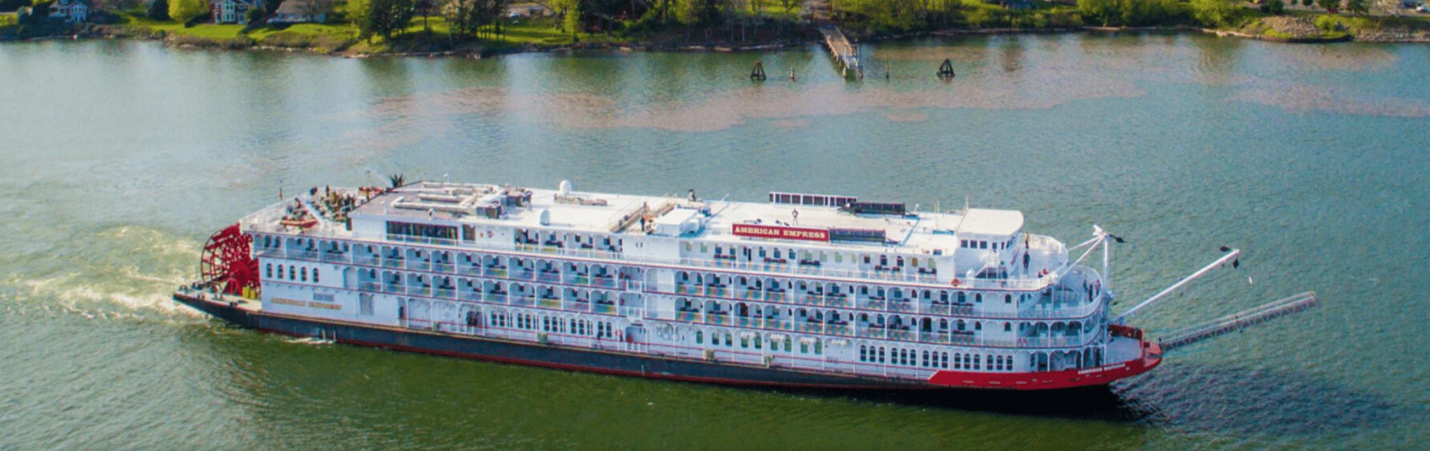 american empress american queen steamboat company