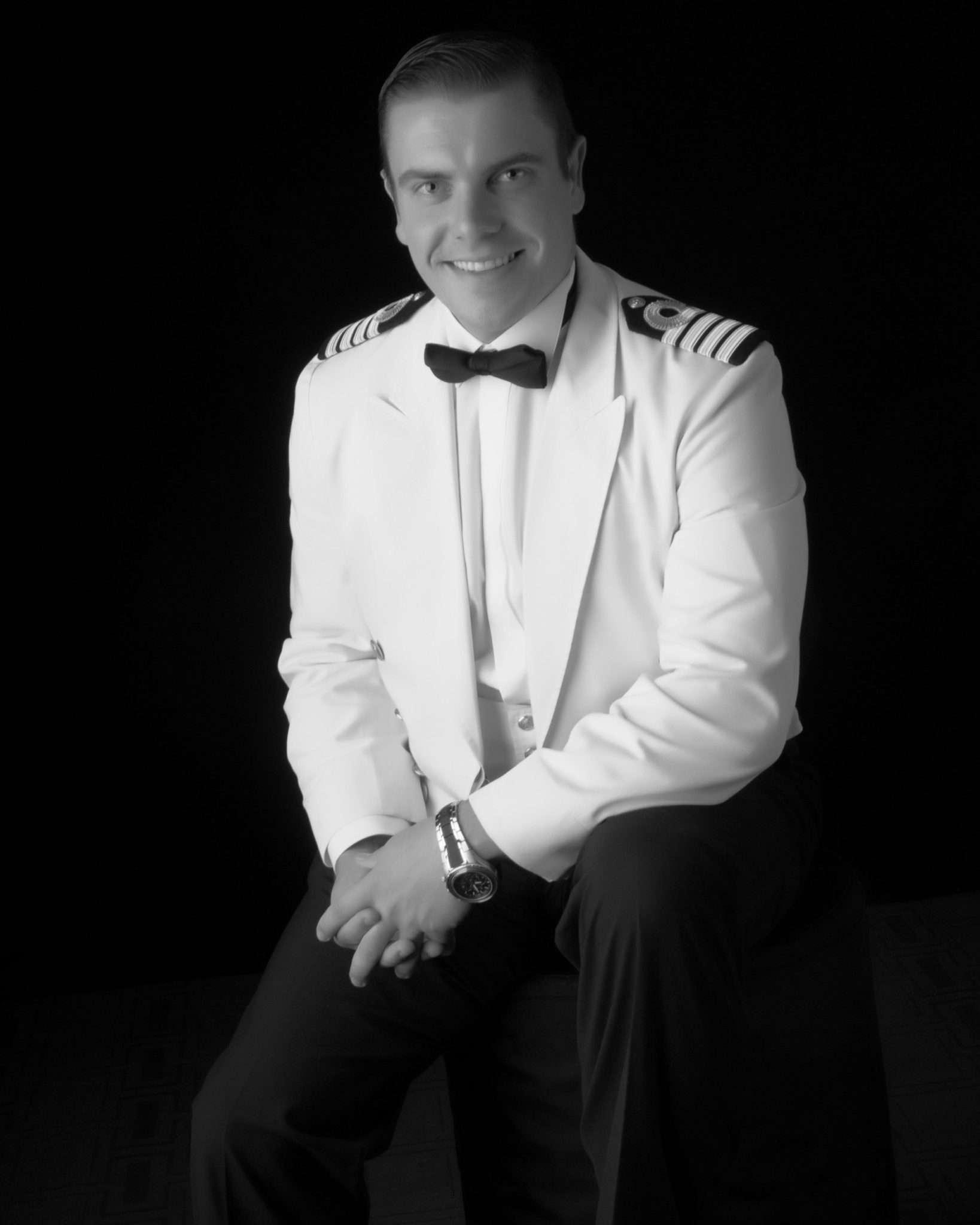 staff captain kevin beirnaert holland america rotterdam