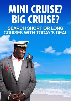 shaquille O'Neal carnival cruise mini CFO campaign