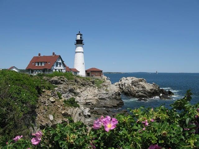 Portland Maine Cruise Lighthouse