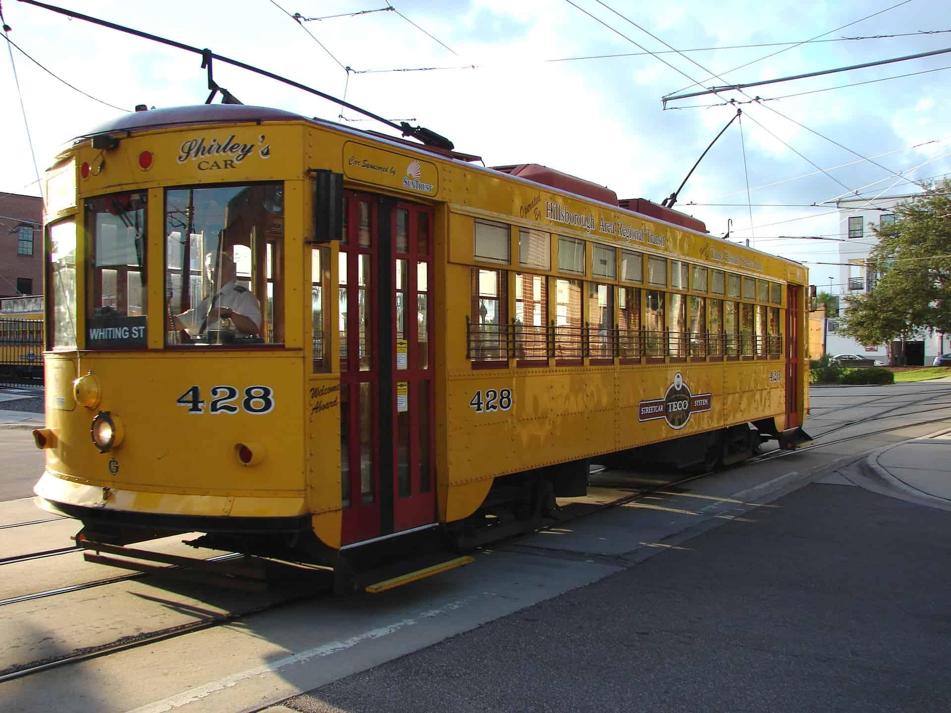 streetcar ybor city florida
