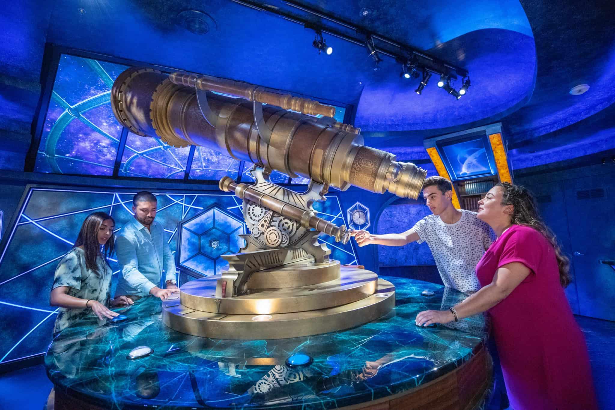 escape room navigator of the seas