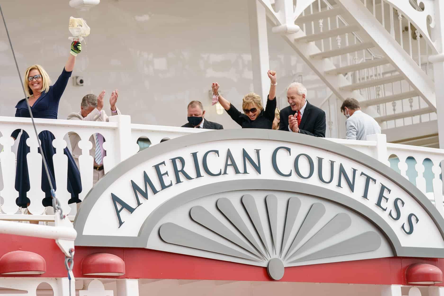 american countess christening