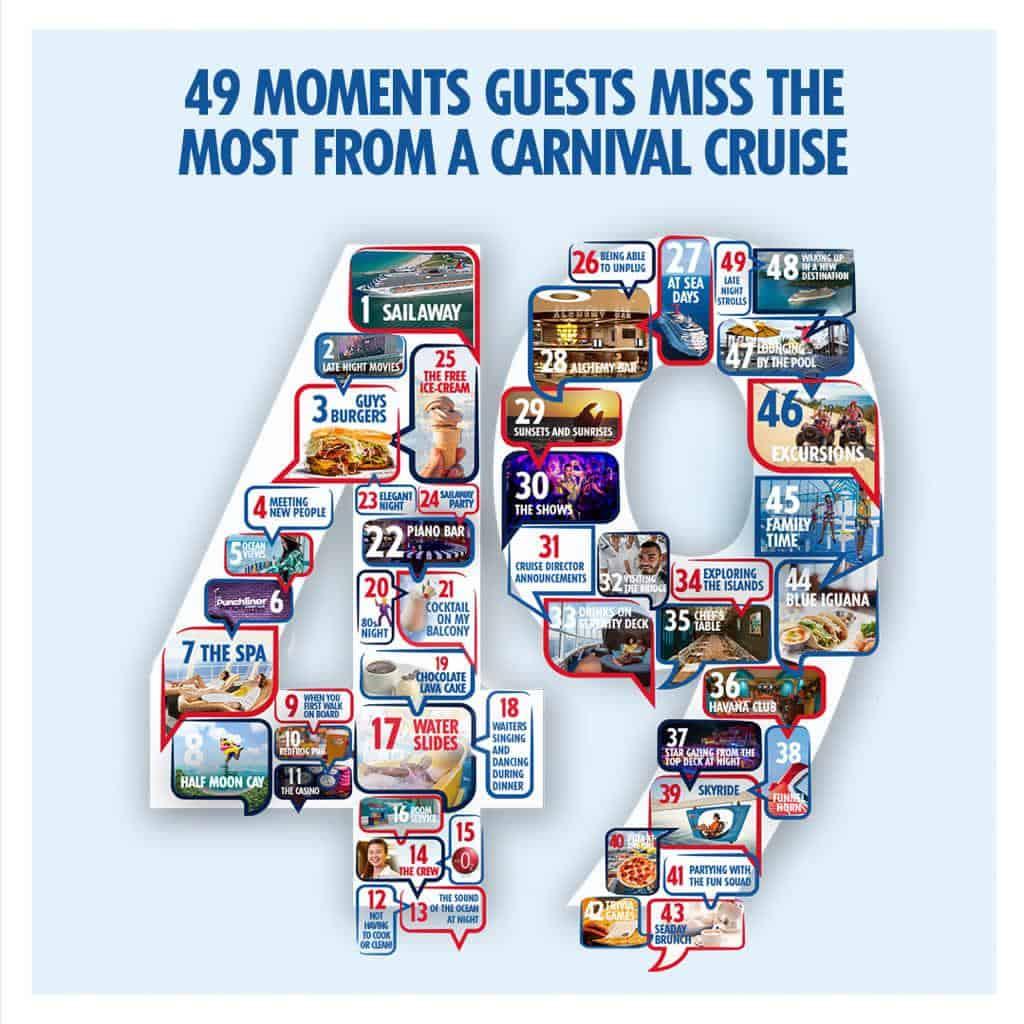 Carnival 49th birthday