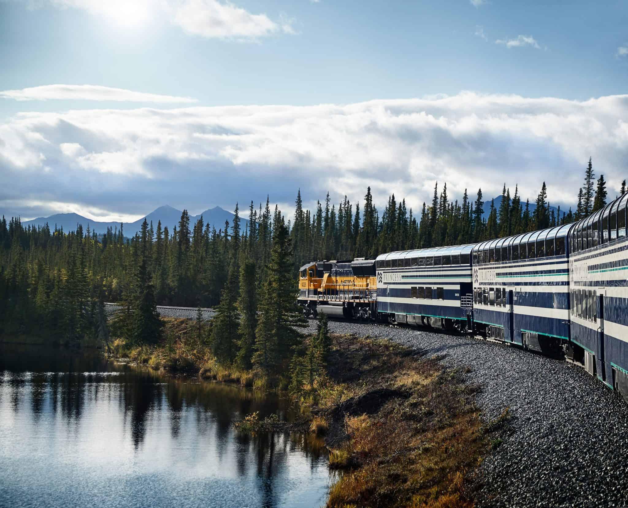 direct to the wilderness rail alaska princess