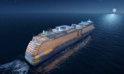 discovery princess rendering exterior