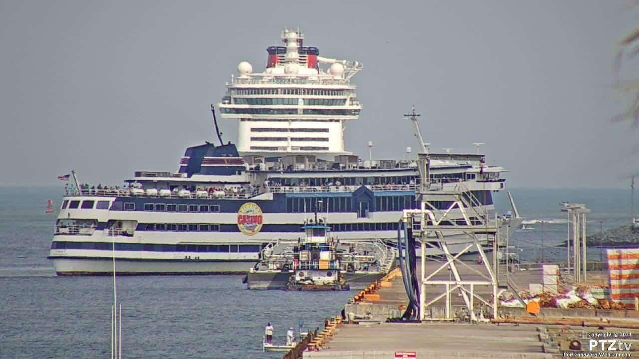 disney dream casino ship