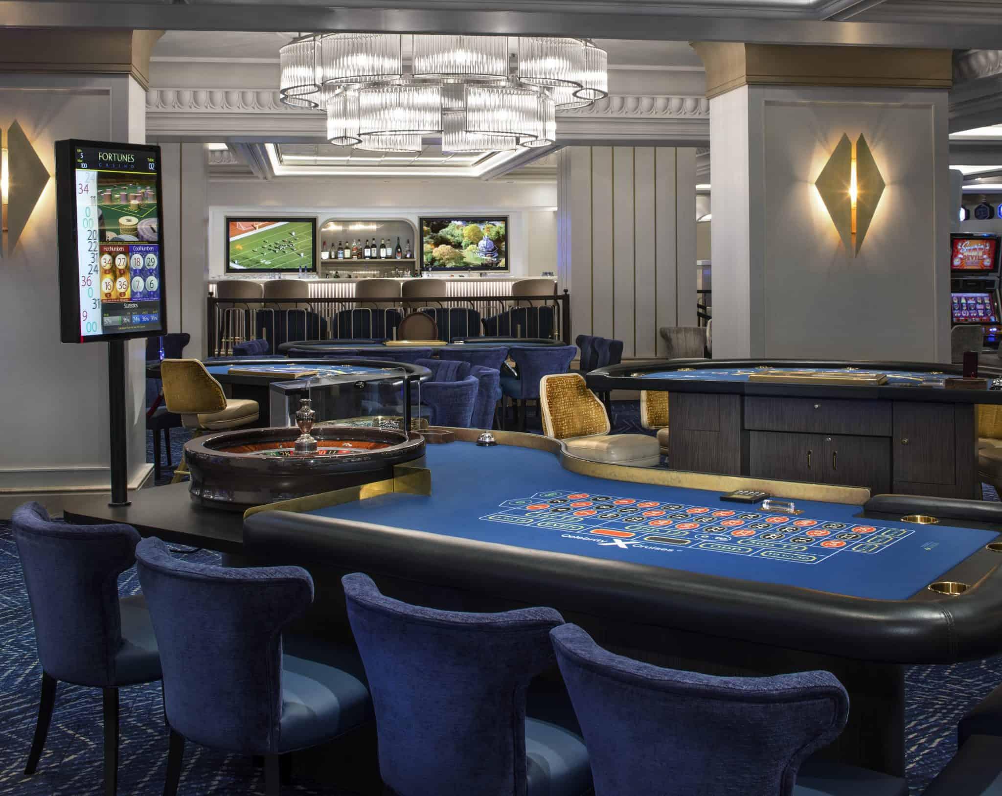 fortunes casino celebrity millennium