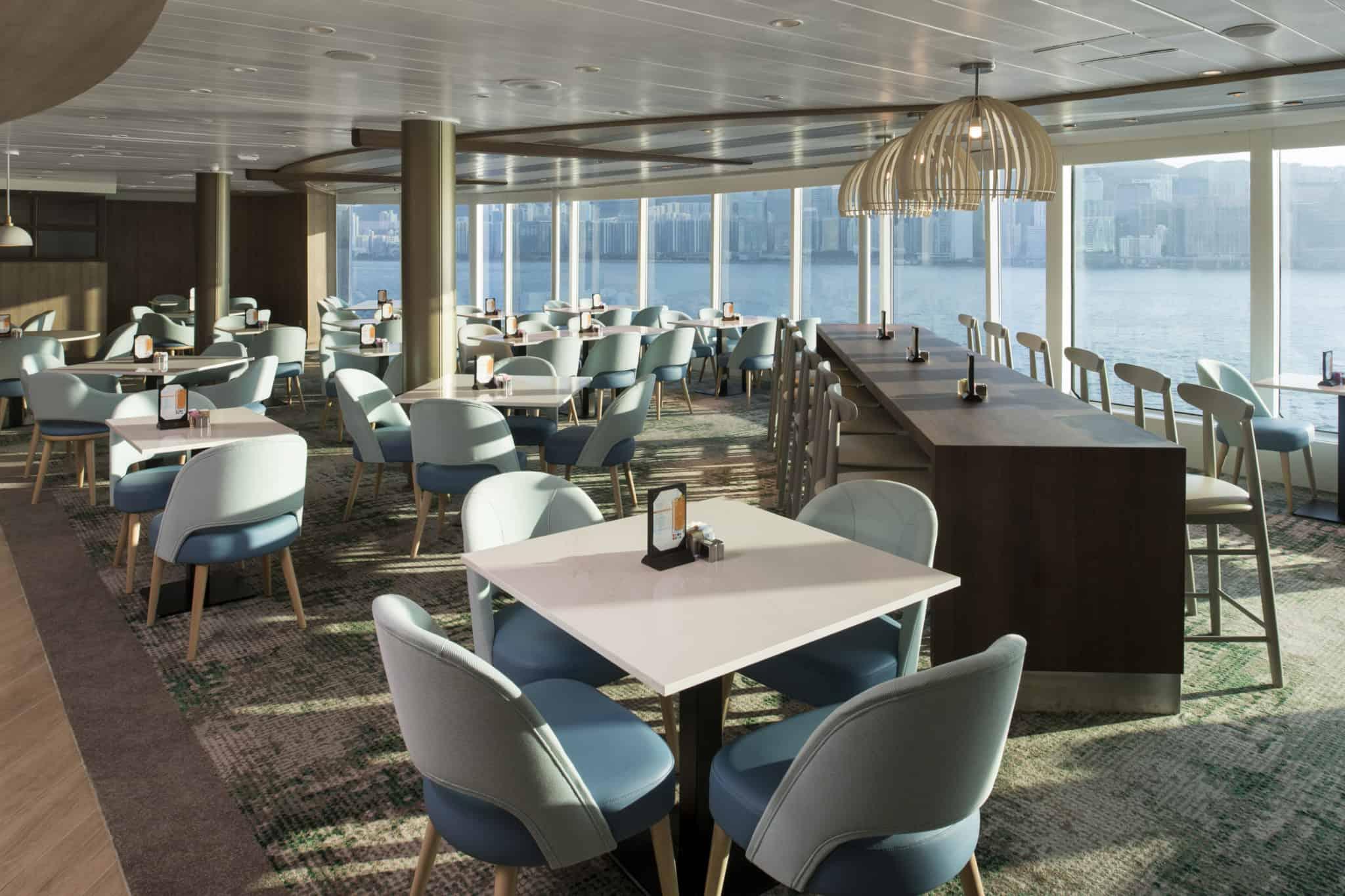 oceanview café celebrity millennium