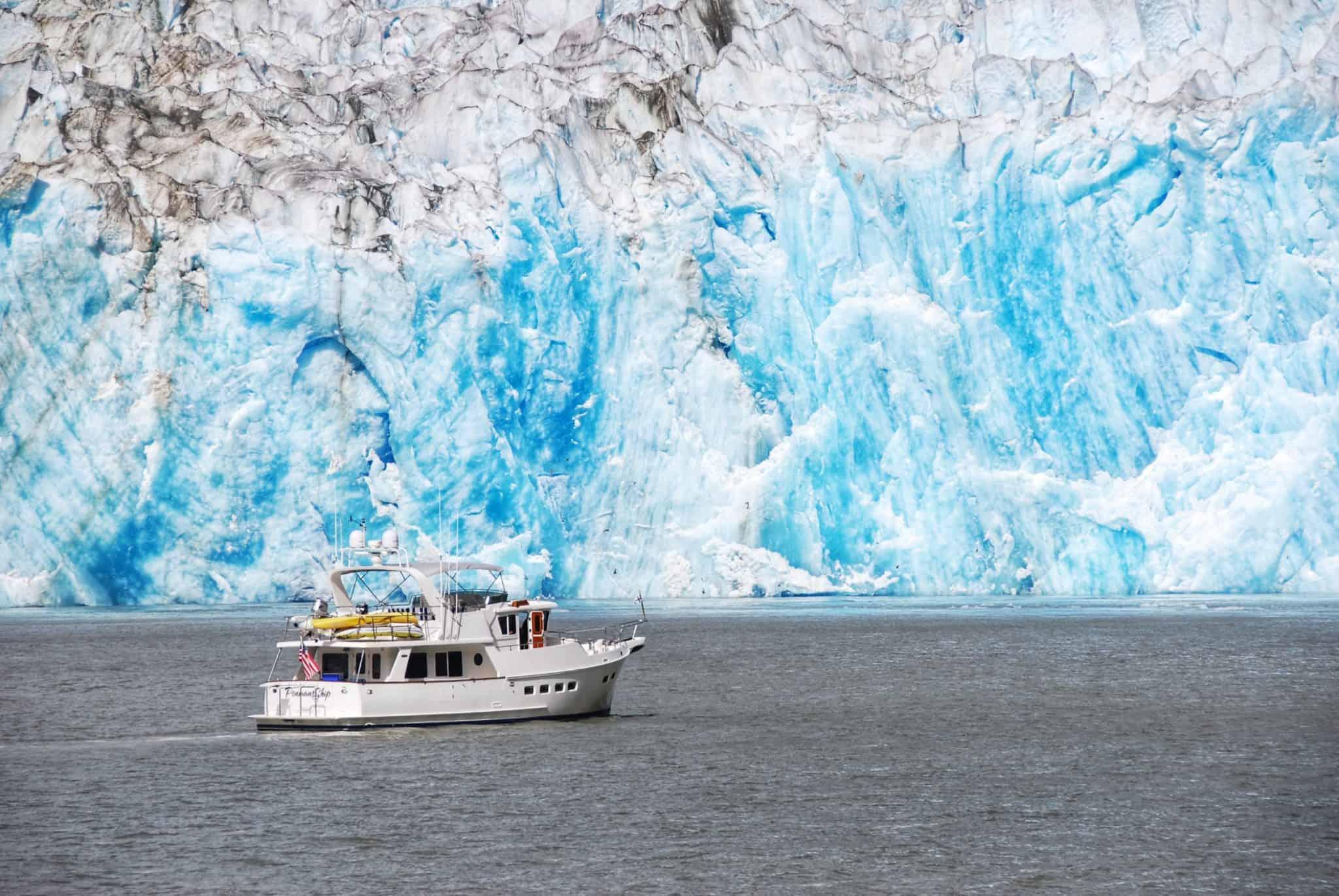 sawyer glacier alaska