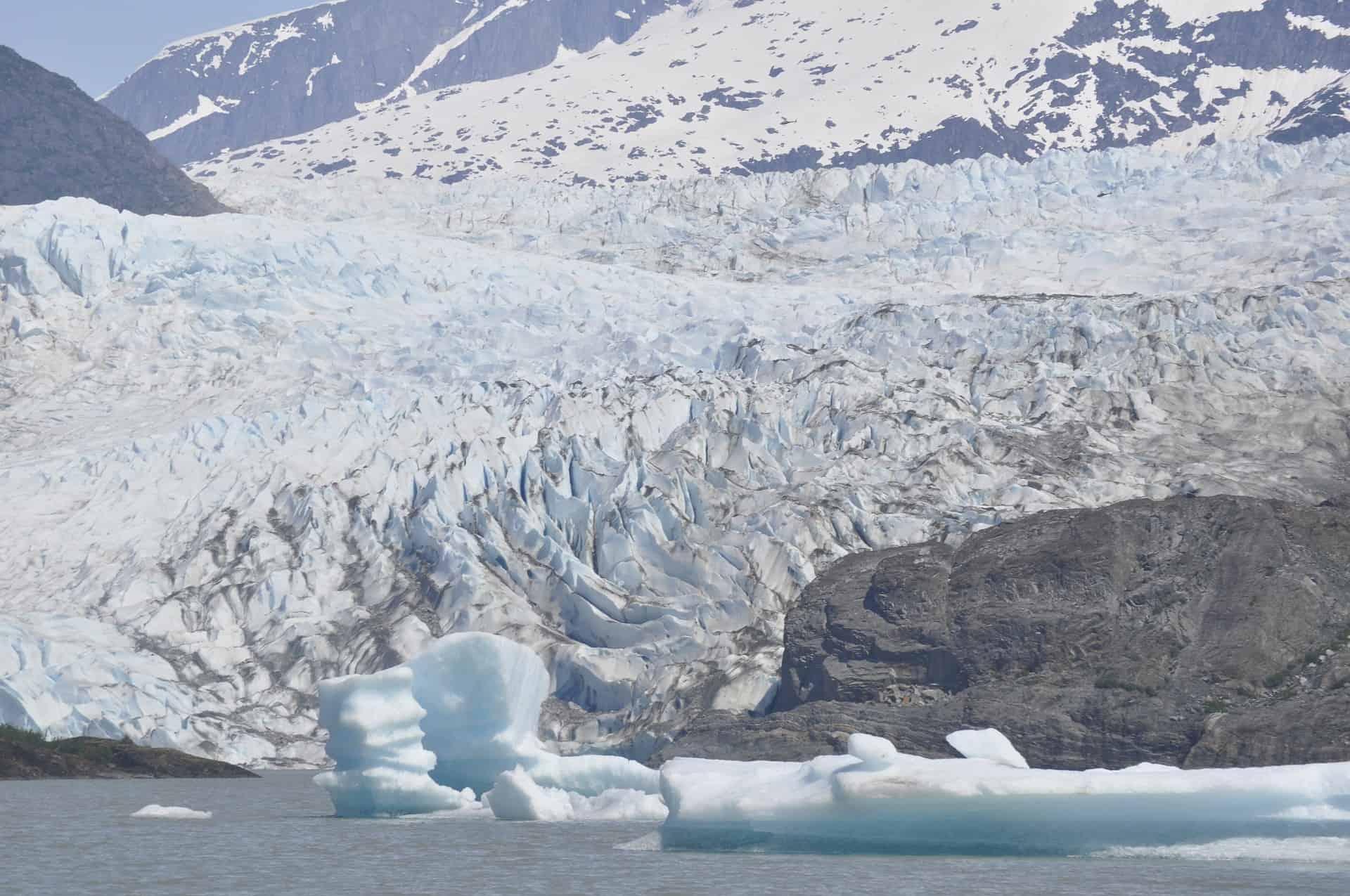 hubbard glacier pixabay