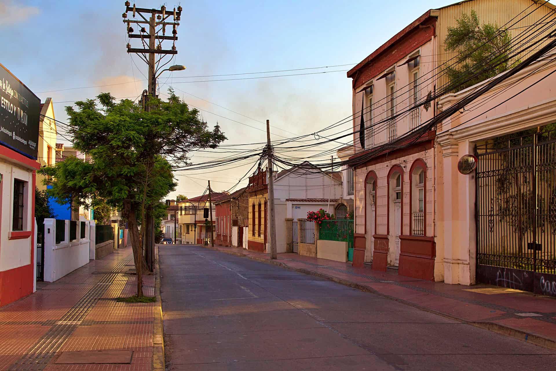 La Serena Chile Sudamérica Pixape