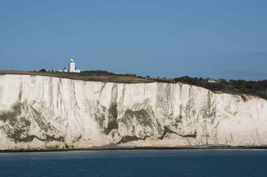 dover england uk cliffs