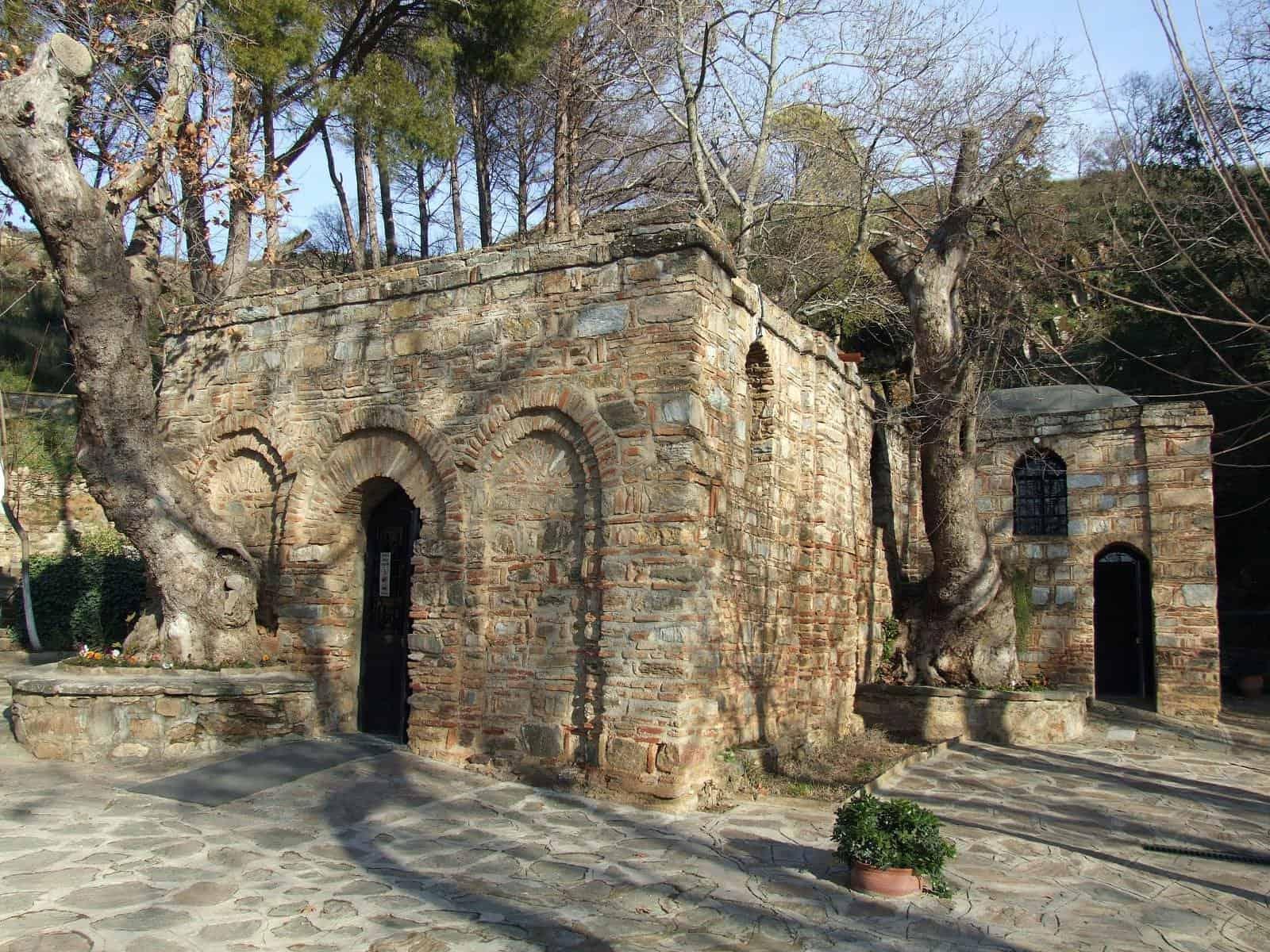 house of virgin mary ephesus turkey flickr