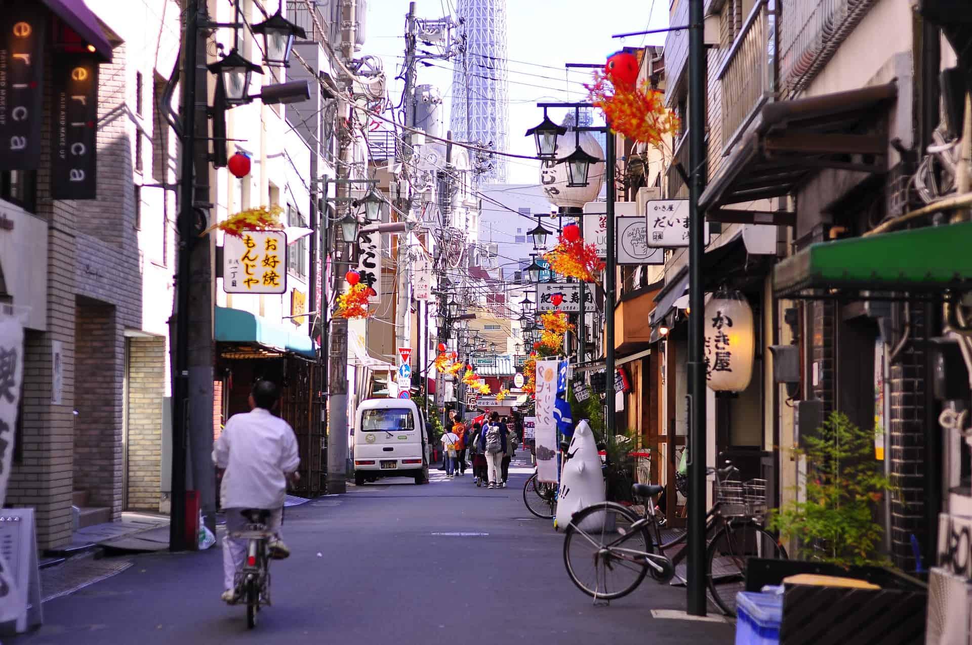 tokyo japan street pixabay
