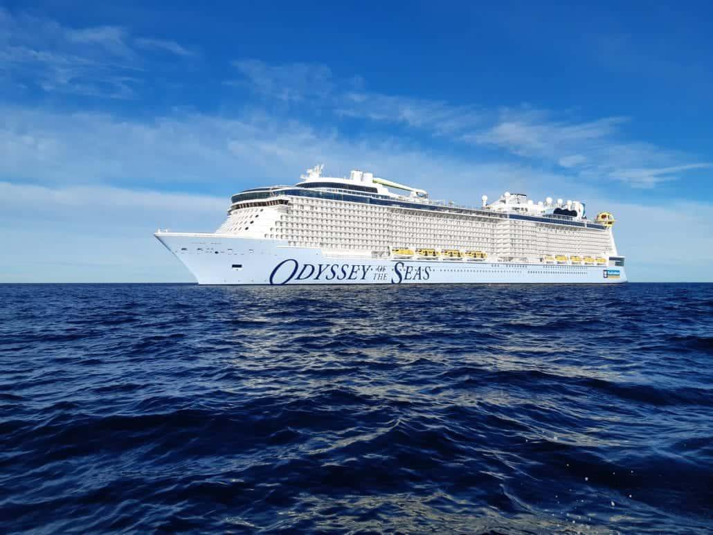 odyssey of the seas royal caribbean