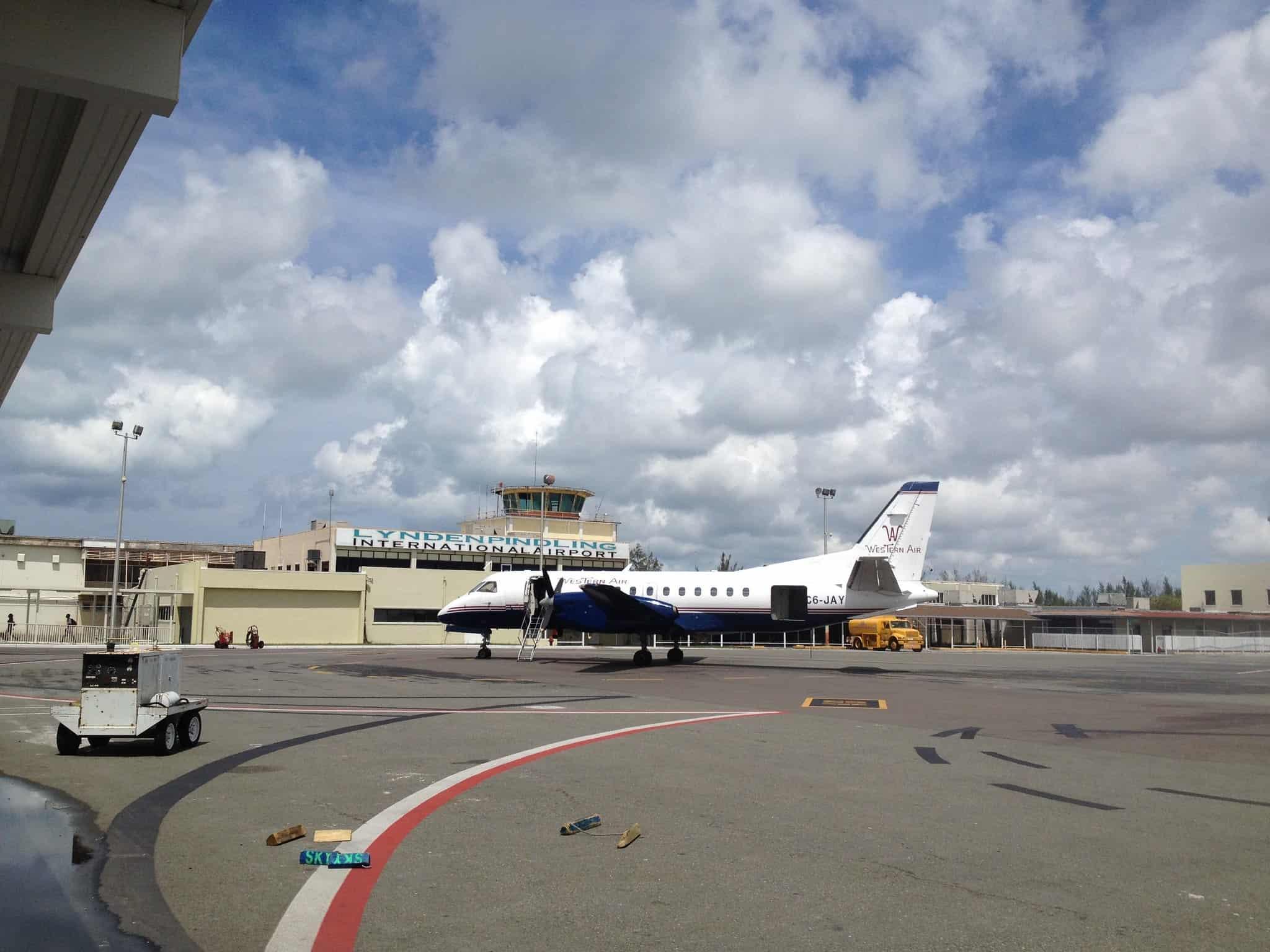 Lynden Pindling International Airport nassau bahamas