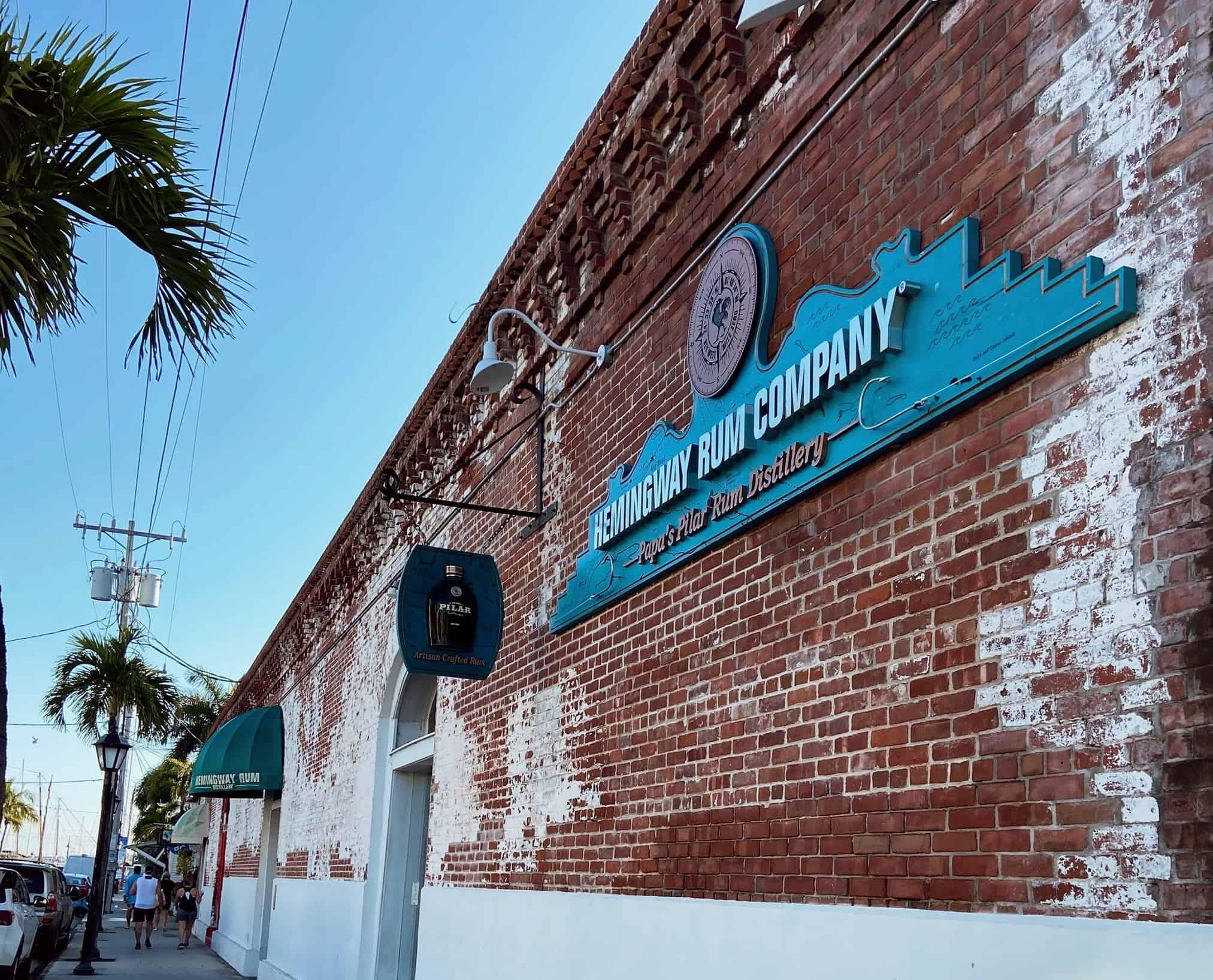 hemingway rum company florida keys
