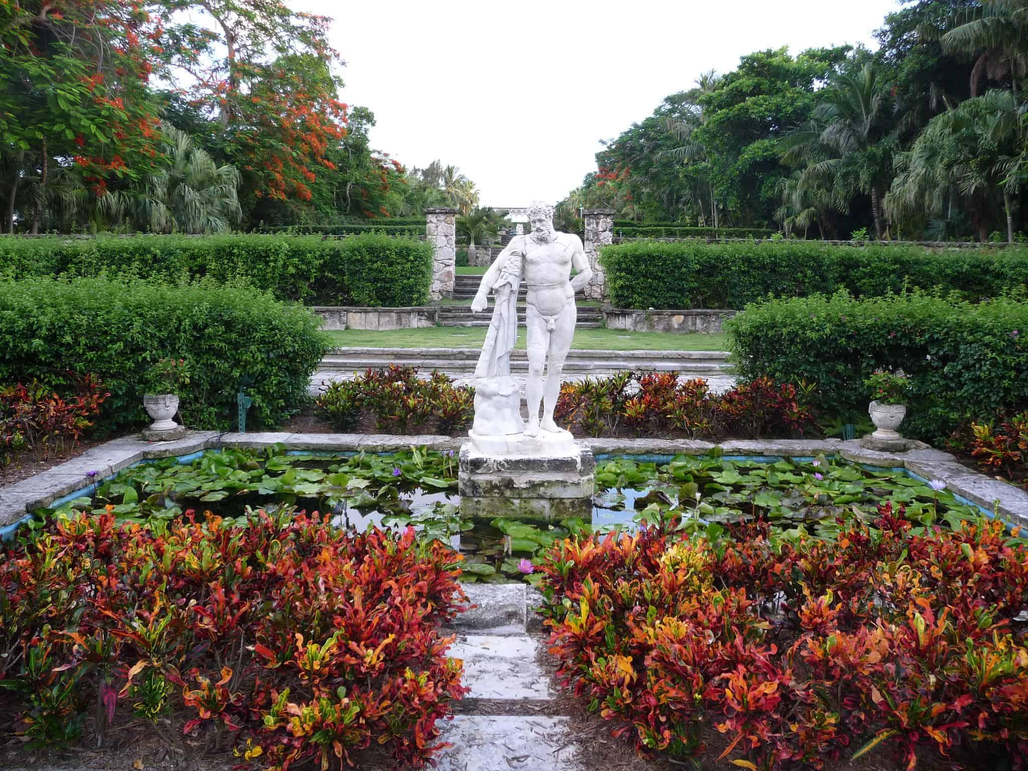 Versailles Gardens nassau bahamas