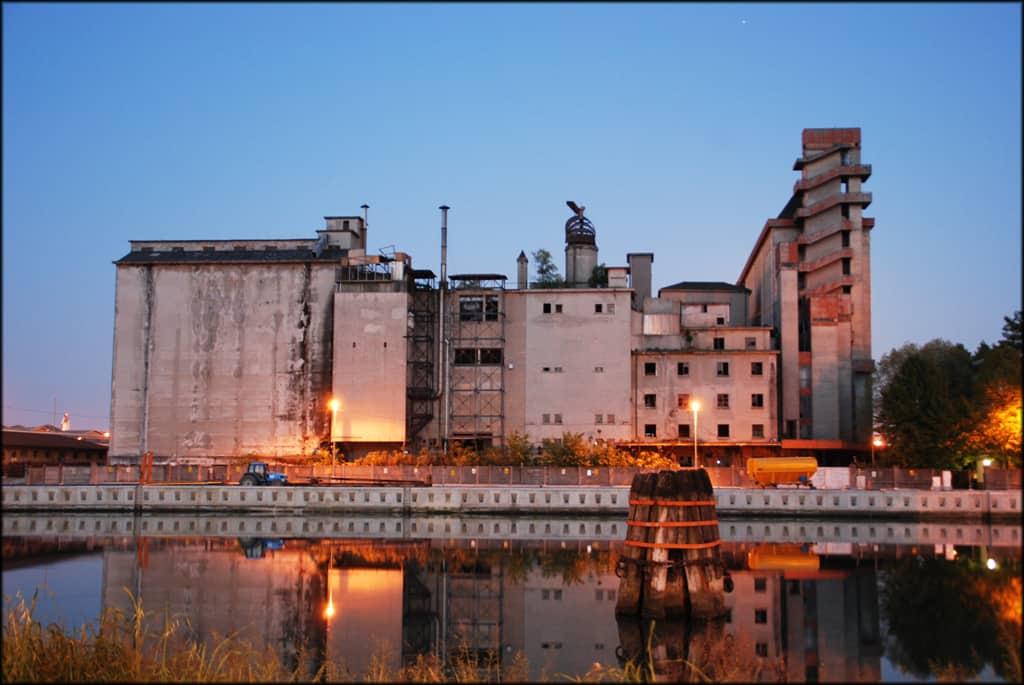Porto Marghera italy