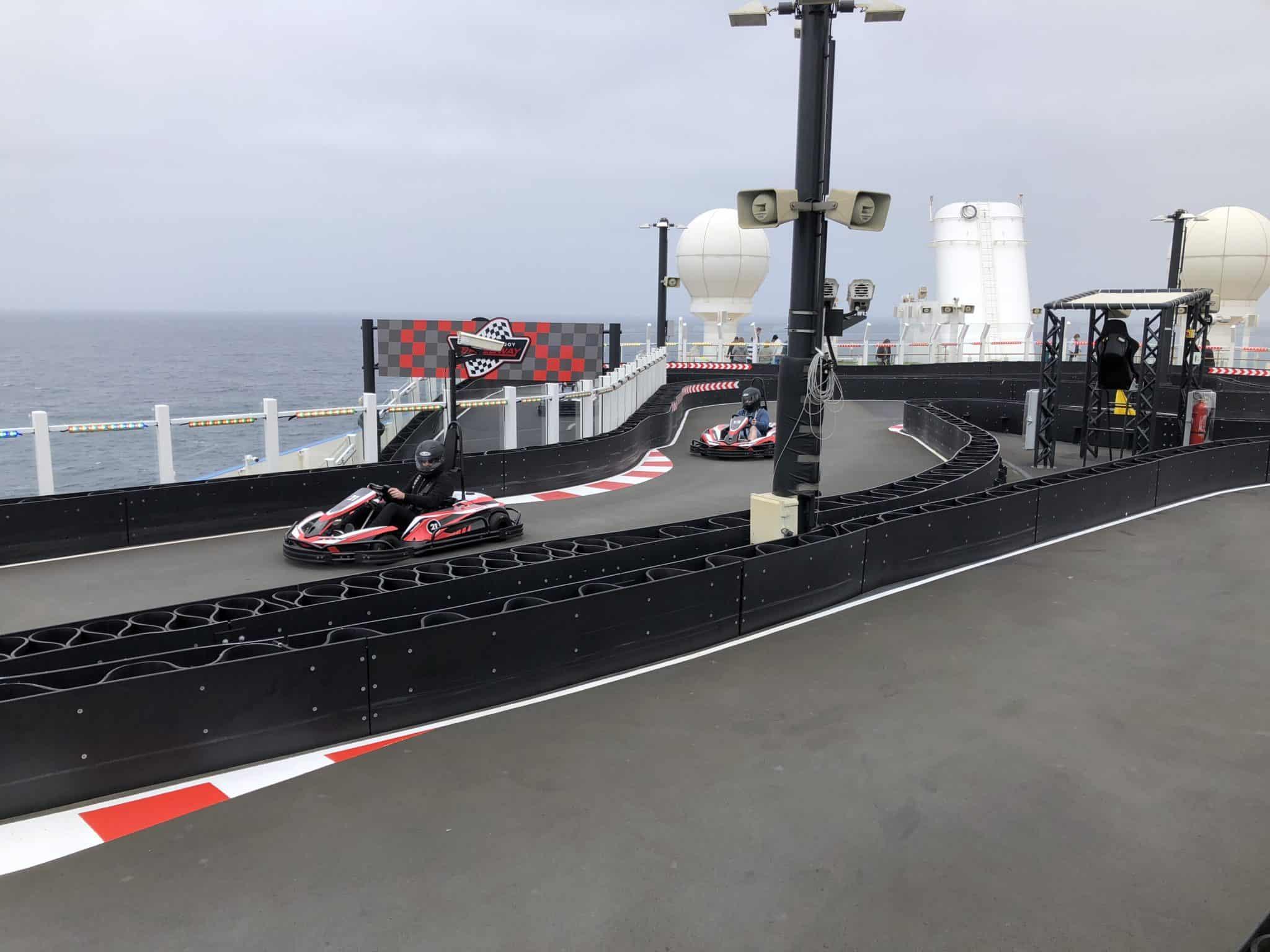 norwegian joy speedway go kart race track
