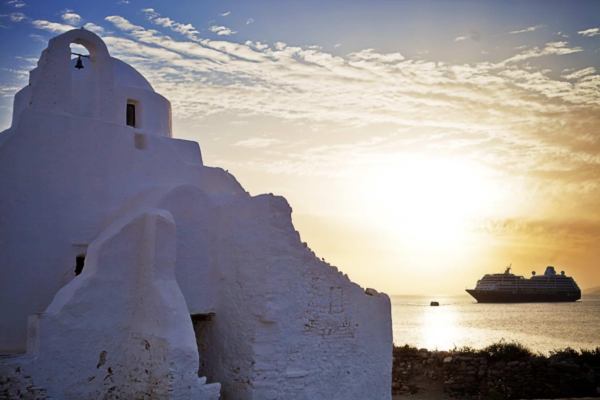 mykonos greece azamara
