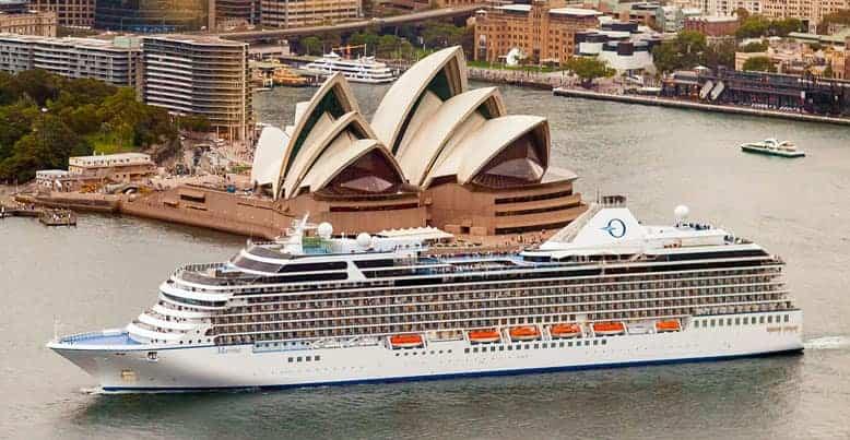 oceania marina sydney australia